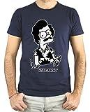 PLANETACAMISETA Camiseta Hombre - Unisex Escobart