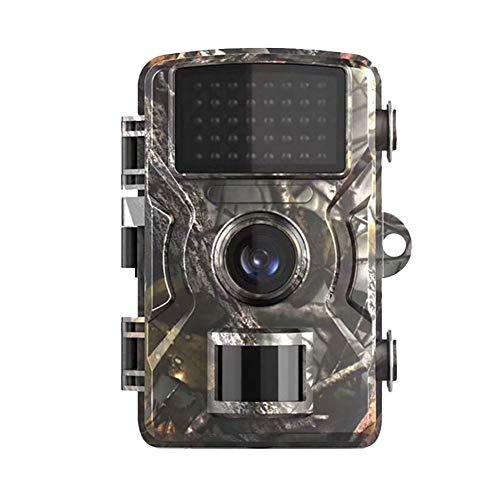 Tracking-Kamera 12MP Kamera Wald 1080P Sport-Kamera IP66 Nachtsicht-Kamera Jagd Foto Wärmebildkamera Trapping