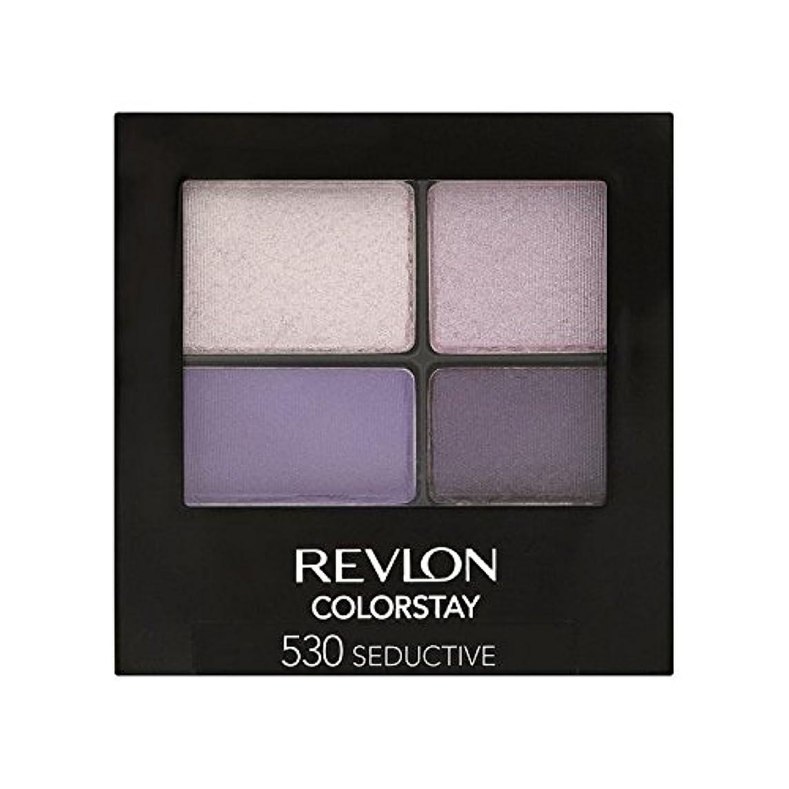 正確さ解き明かす富豪Revlon Colorstay 16 Hour Eye Shadow Seductive 530 - レブロンの 16時間アイシャドウ誘惑530 [並行輸入品]