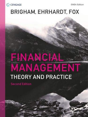 Financial Management EMEA: Theory and Practice