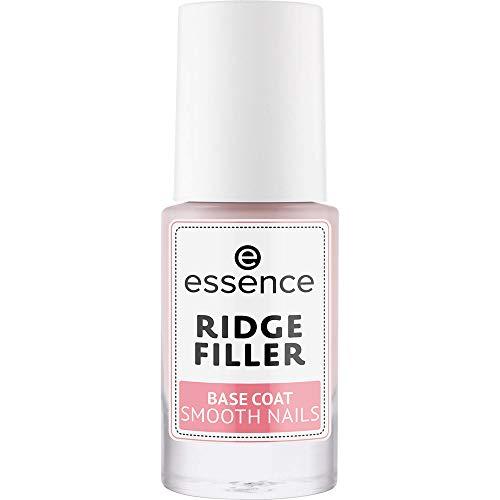 Ridge Filler Base Coat Smooth Nails ESSENCE Base Smalto Filler Donna 8 ml Pennellino