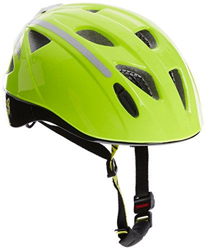 ALPINA Unisex - Kinder, XIMO FLASH Fahrradhelm, be visible reflectiv, 47-51 cm
