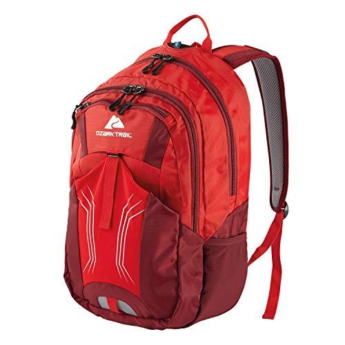 Ozark Trail Stillwater Daypack Backpack, 25 L