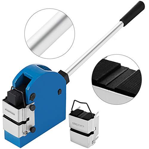 Mophorn Stauch und Streckgerät Stauchgerät 1,2/1,5 mm Stauchmaschine Biegemaschine