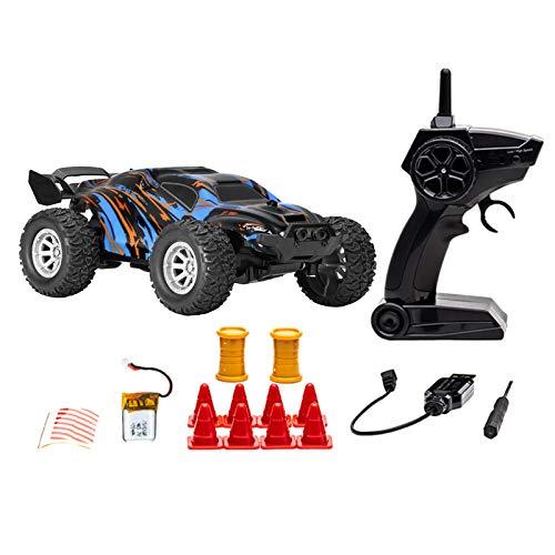 Nobranded 2.4Ghz 1/32 RC Racing Car Kit Control Remoto Buggy Niños Juguete Escalador Actualización