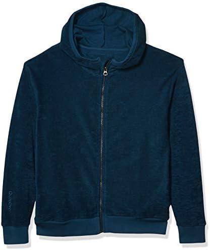 Quiksilver Boys Big Towel Zip Youth Fleece Majolica Blue L 14 product image