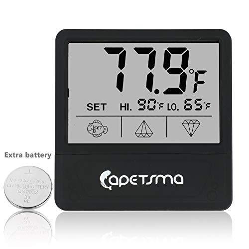 Capetsma Aquarium LCD Thermometer
