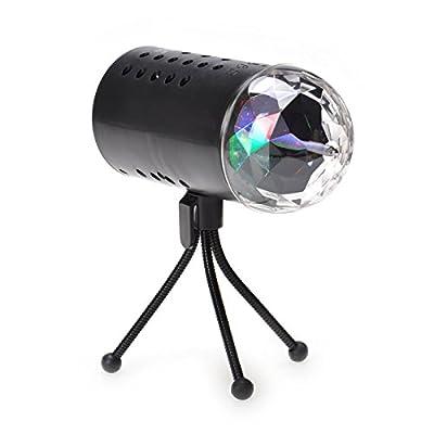 TSSS XL30-UK Stage Lighting Disco DJ Party Lighting LED RGB Crystal Rainbow Color Effect Light
