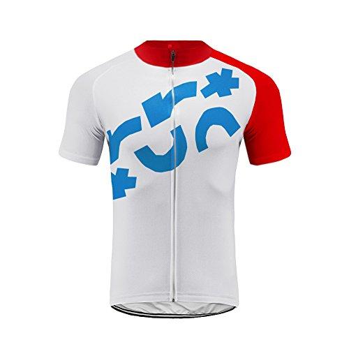 Uglyfrog Newest Sommer Wear Herren Männer Kurze Hülse Zyklus Jersey Kurzarm Fahrradtrikot Fahrrad Hemd Fahrrad Radfahren Trikot Cycling Jersey Bike Shirt