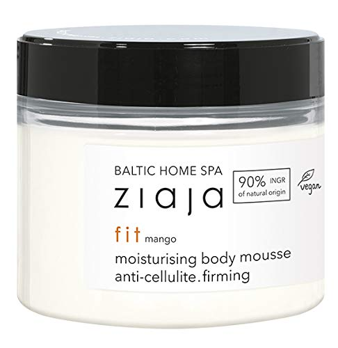 Ziaja Baltic Home Spa Mousse Corporal Hidratante 300Ml, Blanco