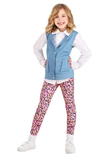 Girl's / Child Back to the Future Jennifer Parker Costume, S, M, L, XL