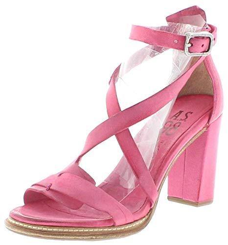 FB Fashion Boots Damen Sandale A.S.98 589004 Airsteps Riemensandale Rosa 39 EU inkl. Schuhdeo