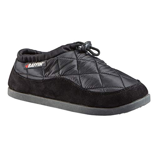 Baffin Cabin Slipper - Black X-Large