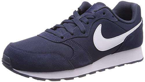 Nike Herren Md Runner 2 Pe (Gs) Laufschuhe, Blau (Thunder Blue/White/Thunder Blue 400), 36.5 EU