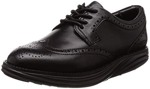 MBT Boston WT W, Zapatos de Cordones Brogue Mujer, Negro (Black 03),...