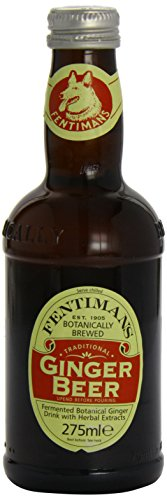 Fentimans - Traditional Ginger Beer - 4 x 275ml