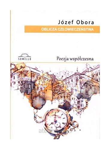 Oblicza czĹowieczeĹstwa - JĂlzef Obora [KSIÄĹťKA]