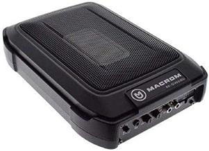 'Subwoofer amplificado de caja registradora 6x8