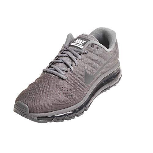 Nike Air MAX 2017, Zapatillas de Gimnasia para Hombre, Gris (Cool Grey/Anthracite/Dk Grey 008), 36.5 EU