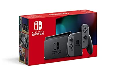 Nintendo Switch (Grey) from Nintendo