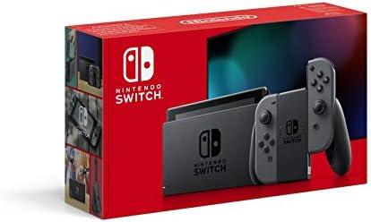 Nintendo Switch Grey product image