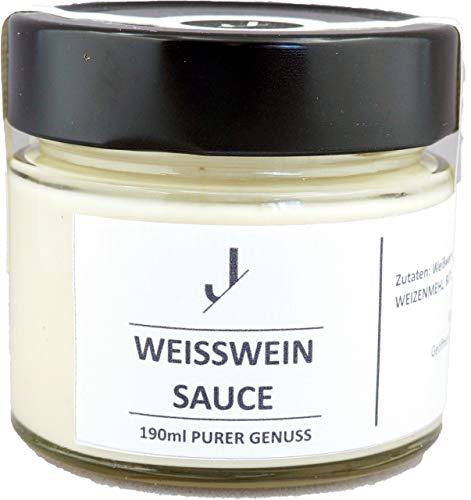 Weißwein-Sauce