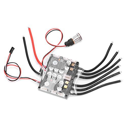 Controlador de accionamiento compatible 12AWG Dual FSESC para equipos industriales para control automático