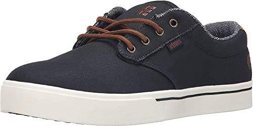 Etnies Herren Jameson 2 ECO Skateboardschuhe, Blau (Navy/Brown/White / 480), 41 EU