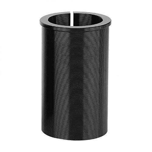 Adaptador de Tubo de tija de sillín de Bicicleta de Carretera de aleación de Aluminio 27,2 mm a 28,6/30 / 30,4/30,8/31,6/33,9 mm(Original 27.2 Turn 28.6mm Seat Tube Sleeve Reducer)