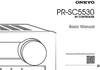Best onkyo pr-sc5530 Reviews