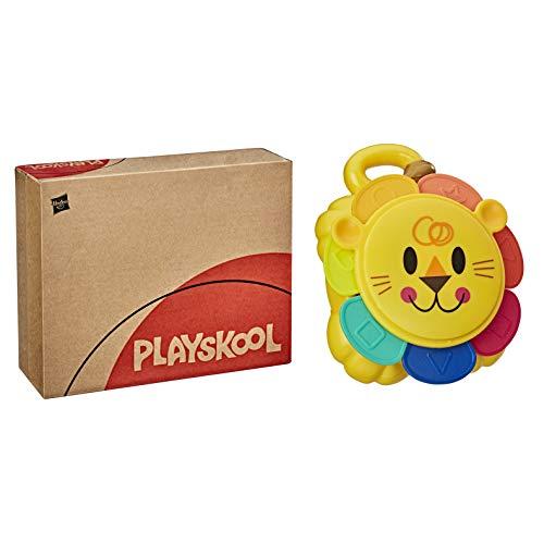Hasbro Playskool - Tazze Stack 'n Stow (Giocattolo con Forme Colorate per Bambini dai 9 Mesi in su)