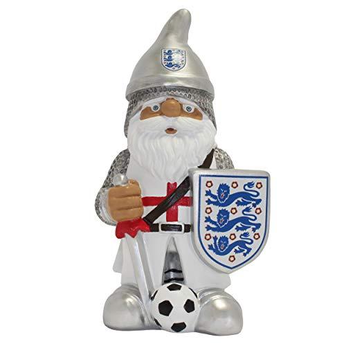 FOCO England FA Football World Cup European Thematic Garden Gnome Ornament Indoor/Outdoor