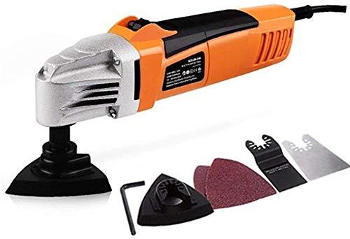 Dmqpp Elektrische schroevendraaier, reparatiegereedschap, veelzijdig inzetbaar, multifunctioneel gereedschap, oscillant, multigereedschap, elektrisch gereedschap, grasmaaier, accessoires voor zaag Bosch