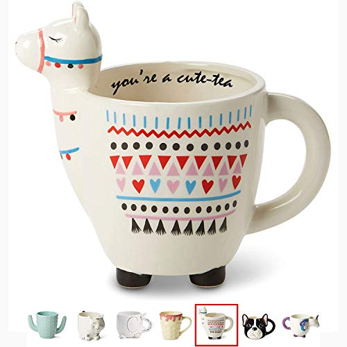 Tri-Coastal Design Como Te Llama Coffee Mug