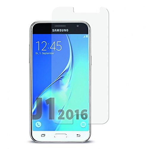 Artwizz ScratchStopper Bildschirmschutz Panzerfolie für Samsung Galaxy J1 (2016) - Klare Schutzfolie, Hergestellt mit Material aus Japan - Designed in Berlin