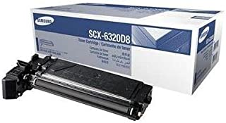Samsung SCX-6320D8 SCX-6120 6220 6320 6322 6520 Toner Cartridge (Black) in Retail Packaging