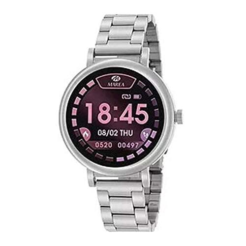 Reloj Smartwatch Marea B61002/1 Mujer Plateado