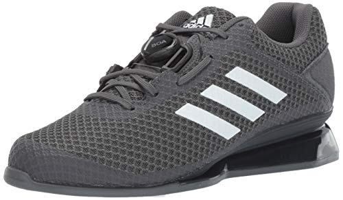 adidas Men's Leistung.16 II, Grey/White/Grey, 10.5 M US