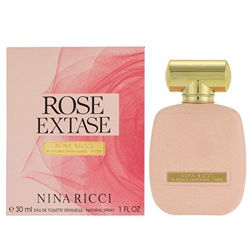 Nina Ricci Rose Extase Eau de Toilette 30ml