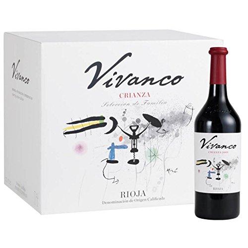 Vivanco Crianza pack 6 botellas