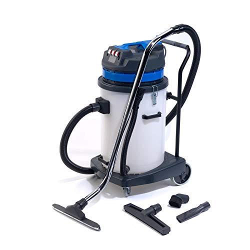 Clean Track VacLine 70-3-PLBL Aspiradora Industrial, aspiración en seco y húmedo, 70 l