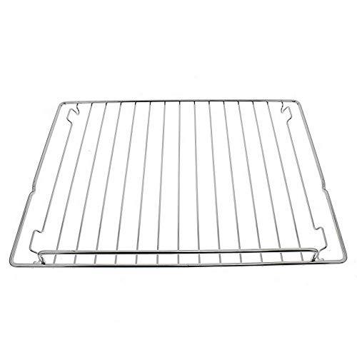 Find A Ersatz-Grill-Ablage, 460 x 355 mm, für Smeg A2-8 A2BL-8 A2D-8 A2PY-8 Herd