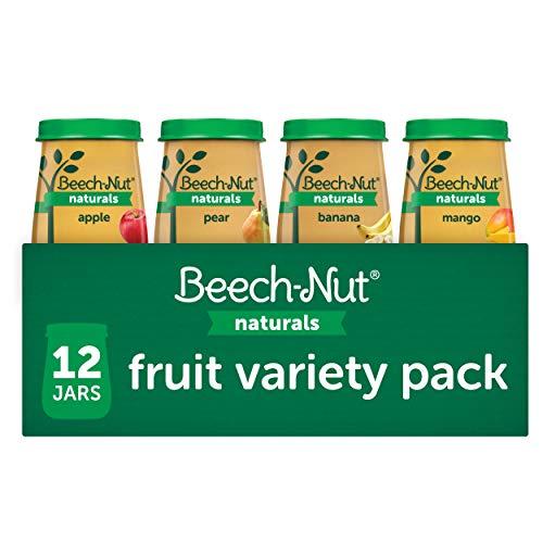 Beech-Nut Naturals Baby Food Jar Fruit Variety Pack | Amazon