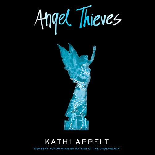 Angel Thieves audiobook cover art