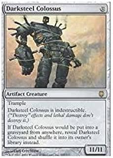 Magic: the Gathering - Darksteel Colossus - Darksteel