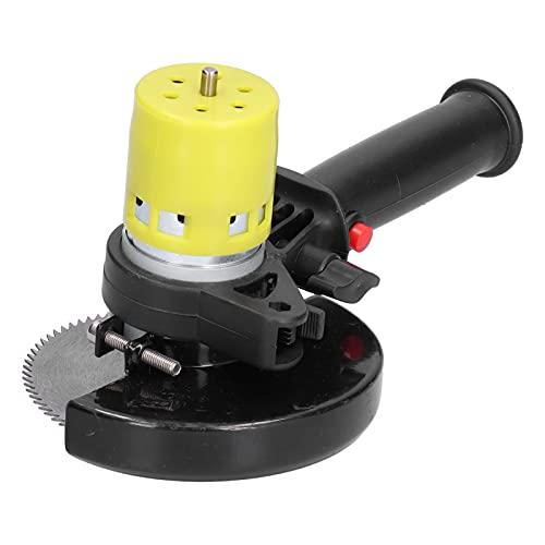 Sierra de corte manual, sierra circular eléctrica Mini herramienta de carpintería de...