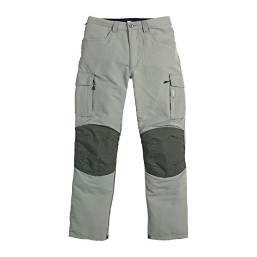 Musto - Pantalon de régate Evolution Performance UV - Argent, 42