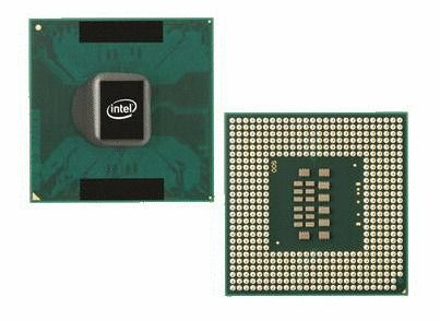 Intel Core2Duo T8300 2400MHz mFCPGA8 3MB