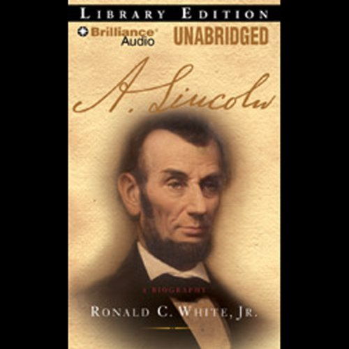 A. Lincoln cover art