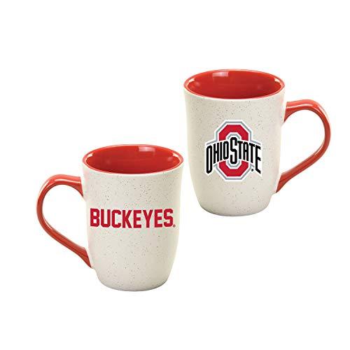 Ohio State Buckeyes 16 oz Granite Mug